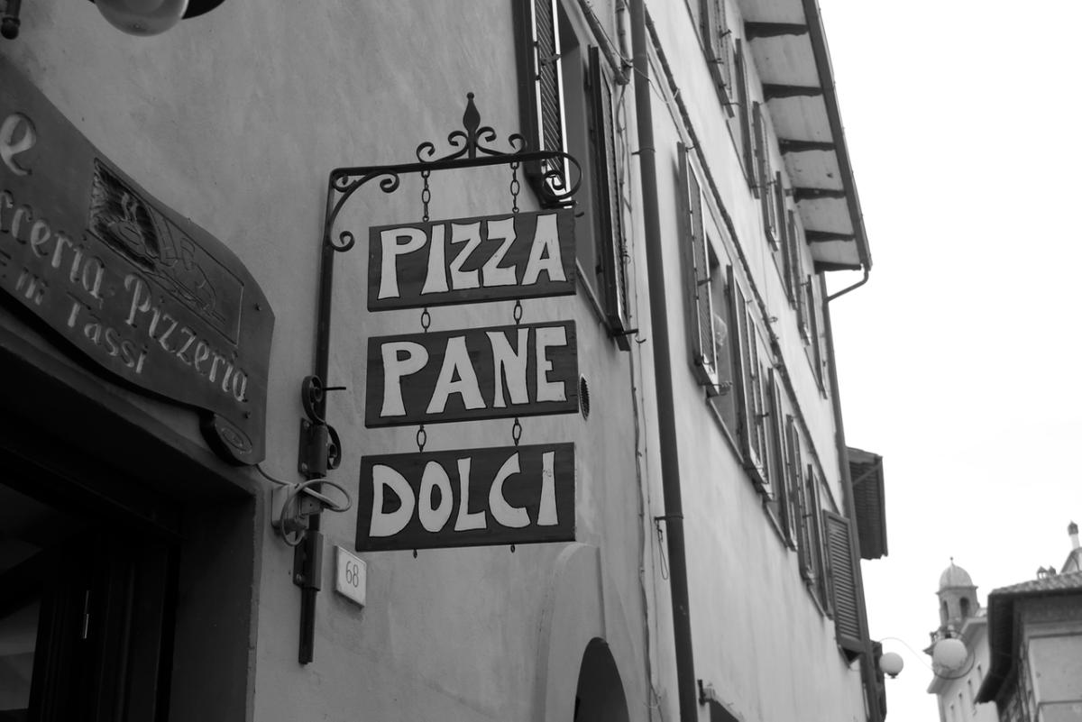 Castiglione del Lago Pizza pane dolci