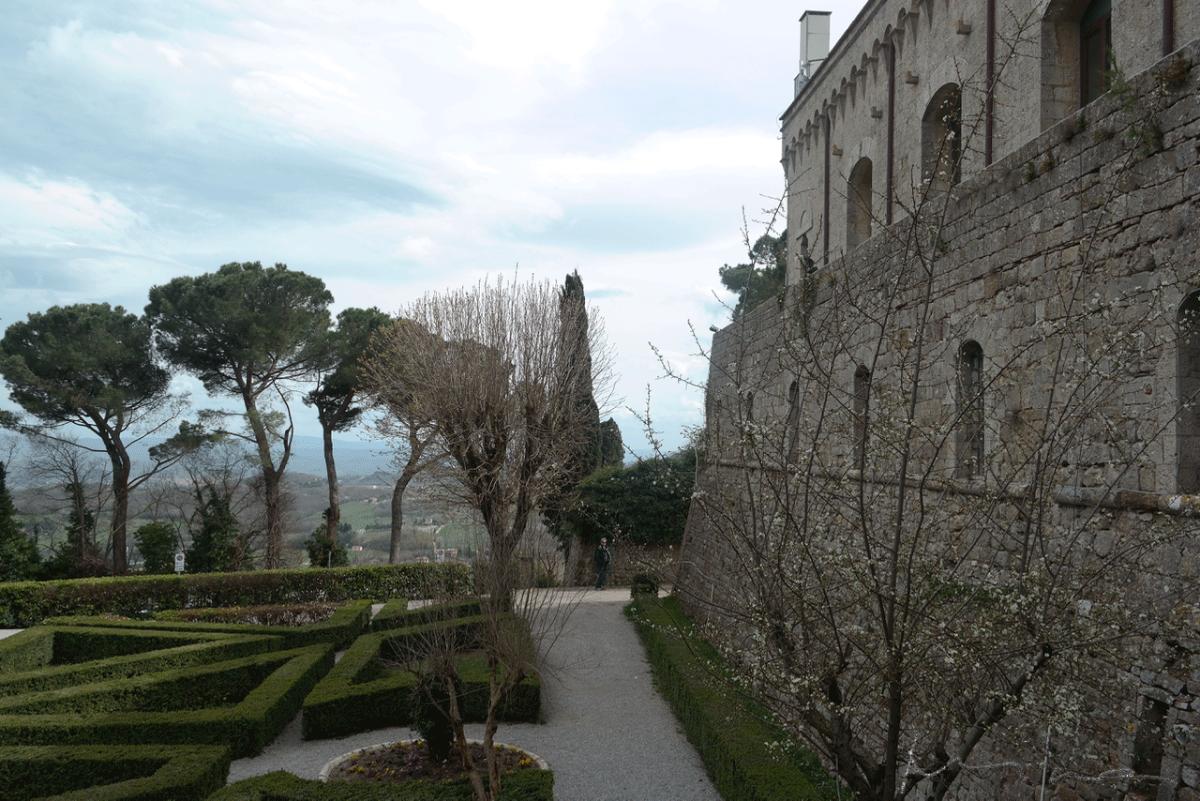Montepulciano linnoitus